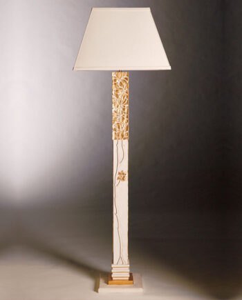 Aesthetic Decor - 118 - Des Fleurs Floor Lamp