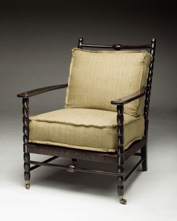 Aesthetic Decor 1205 a - Bobbin Lounge Chair