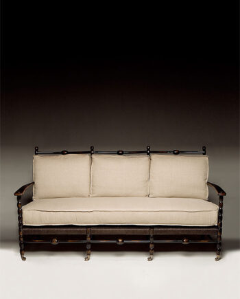 Aesthetic Decor 1303 - Bobbin Settee