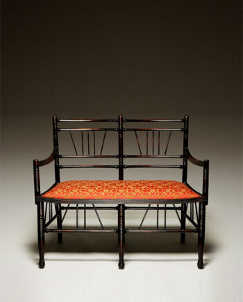 Aesthetic Decor 1304 - Old Thebes Bench