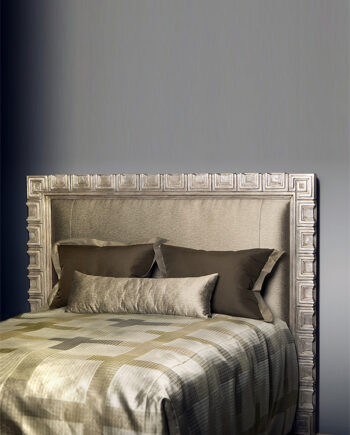 Aesthetic Decor 3000 - Textile Block Headboard