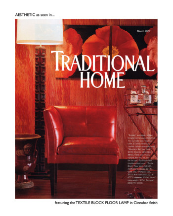 Traditional Home March 2007
