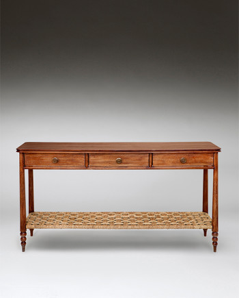 Aesthetic Decor 2405 - Lucia Console Table