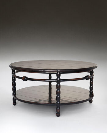 2102 Aesthetc Decor - Bobbin Low Table